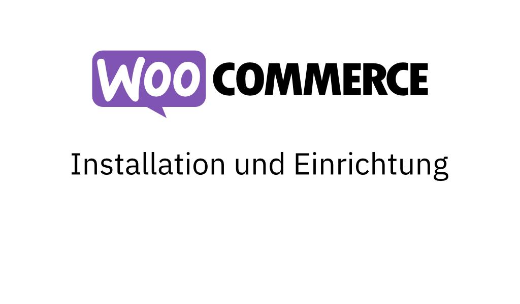 Online-Shop mit WooCommerce Teil 1